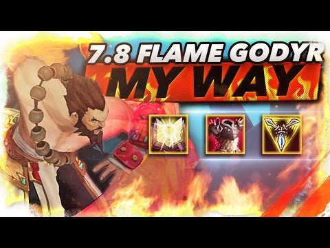 7.8 Flame Godyr Jungle My Way #Promos2PlatinumGame1 - Trick2G