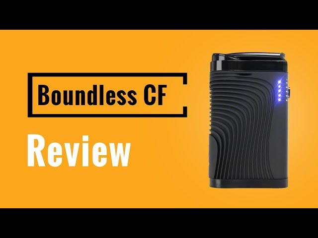 Boundless CF Review - Vapesterdam