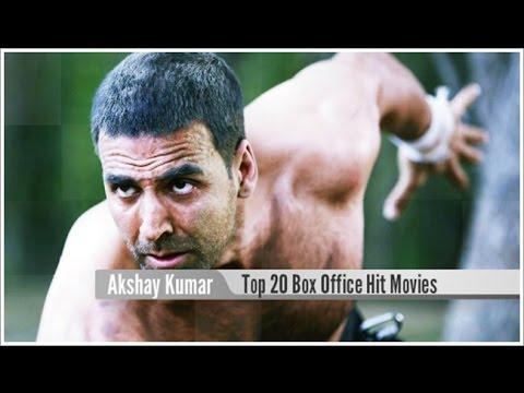 Top 20 Best Akshay Kumar Box Office Hit Movies List