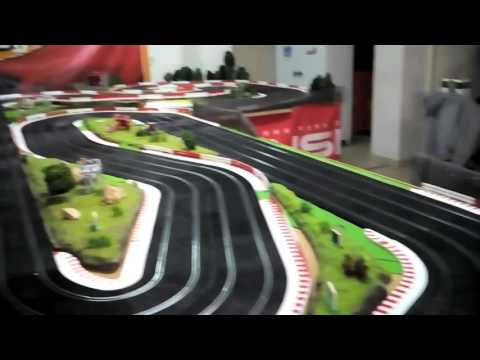 Slot Racing Practice at Creative Hobby Track!