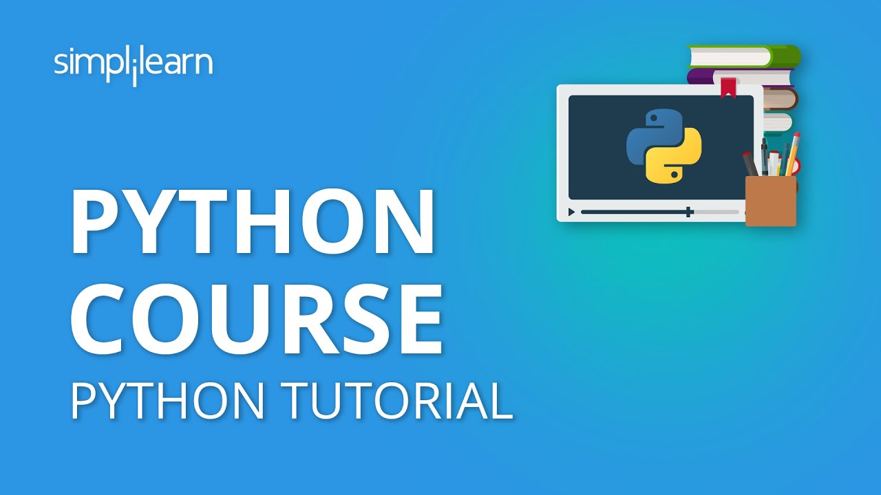 Python Course | Python Course For Beginners | Python Programming | Python Tutorial | Simplilearn