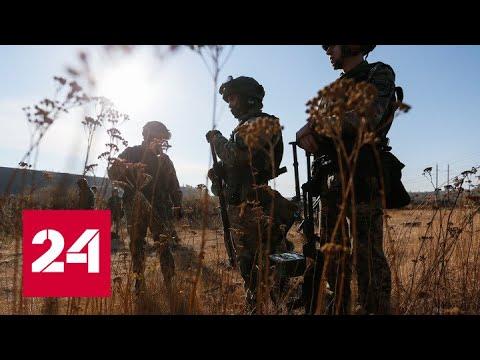 Массированная переброска техники: ВСУ готовятся взять Донбасс. 5-я студия – Россия 24