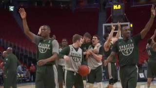 Michigan State 2018 NCAA Open Practice (3/15/18)