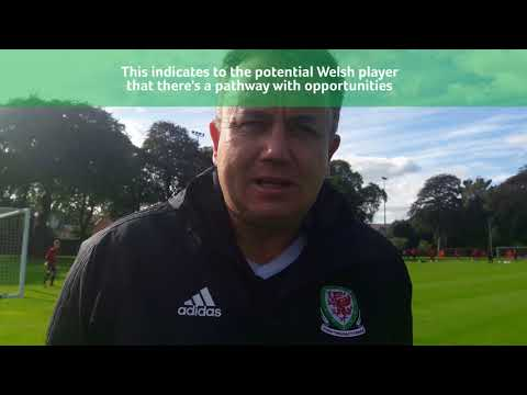 FAW Trust Video - The FAW Talent Identification Programme