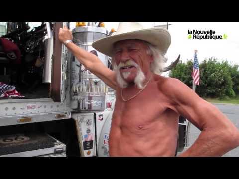 VIDEO. Déols : Dans le camion de Lucky