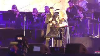 Barbra Streisand Live BST Hyde Park The Way We Were With Lionel Richie