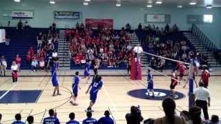 Jordan vs. Verdugo Volleyball City Championship 2012 Thumbnail