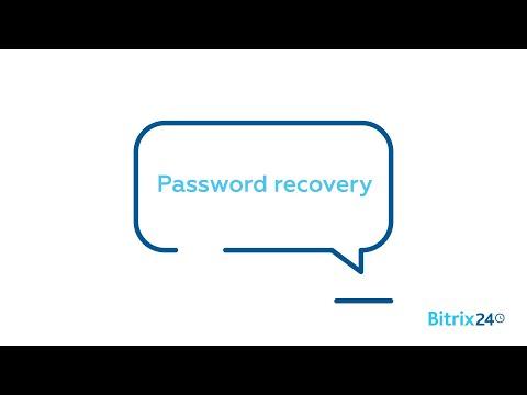 Password Recovery | Bitrix24