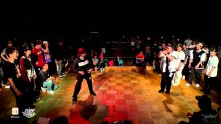 Fukushima Perfecture vs team AKT Crew Battle予選_02 | UGcrapht×Beat Connection