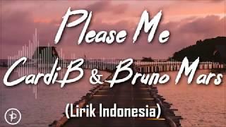 Cardi B & Bruno Mars - Please Me (Lirik dan Arti | Terjemahan)