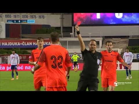 Hajduk Split Varaždin Goals And Highlights