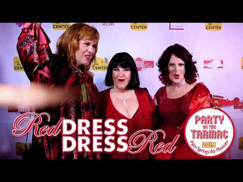 Red Dress Dress Red Party 2019