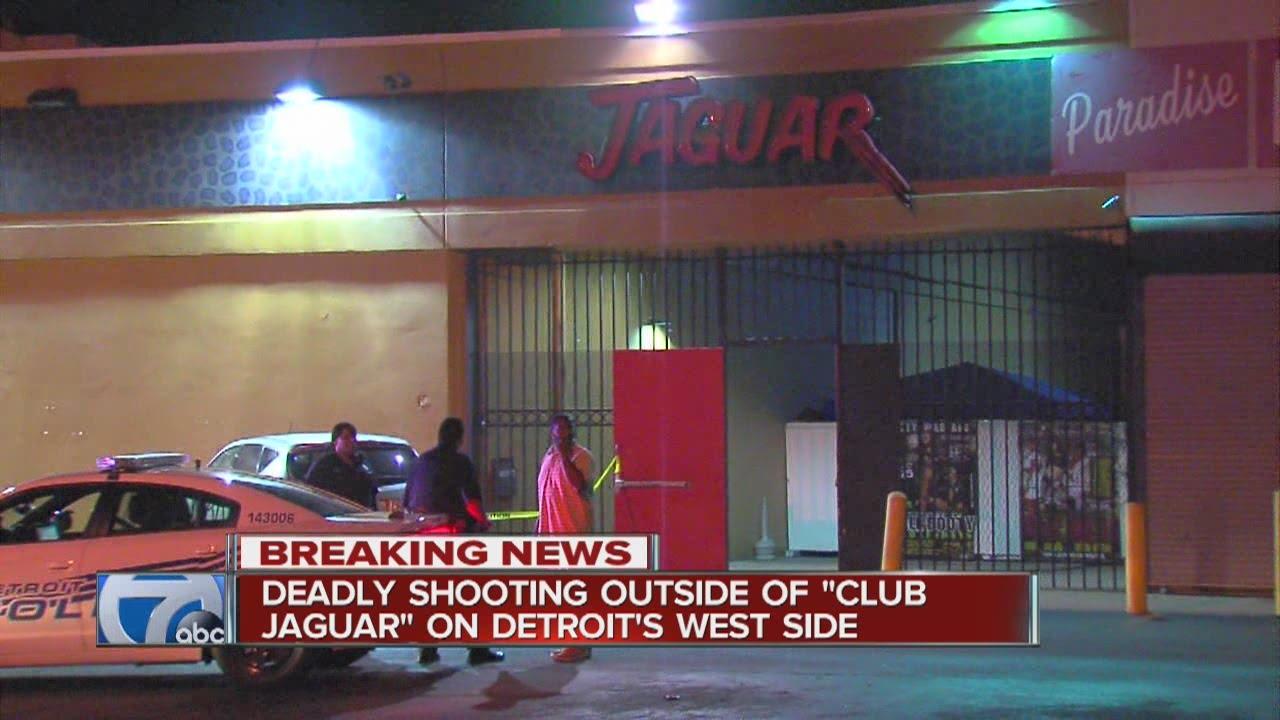 Club celebrity detroit shooting
