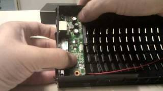 Verbatim External Hard Drive Disassembly