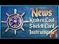 🐙 Kraken Schiff Upgrade - Skelett Lord | Neue Features | 💀 Sea of Thieves News German