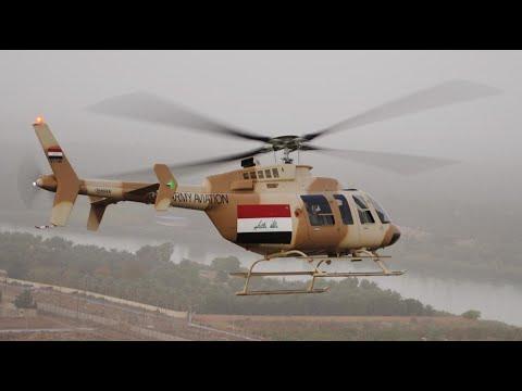 أخبار عربية | القوات العراقية تدمر معسكرين لـ #داعش على الحدود مع سوريا  - نشر قبل 2 ساعة