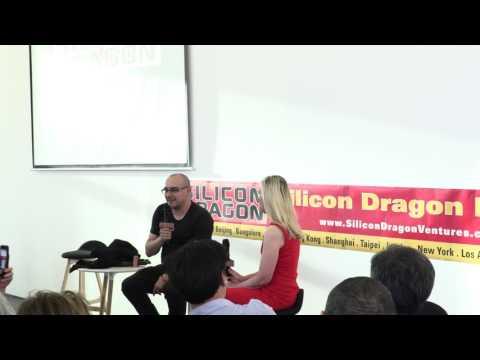 Silicon Dragon Beijing 2017: Venture Talk - Dave McClure