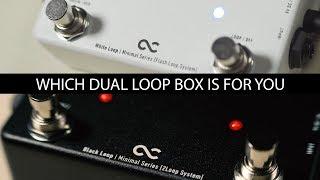 Choosing Your Dual Loop Switcher: Tri Loop, Black Loop, White Loop    One Control Wednesday