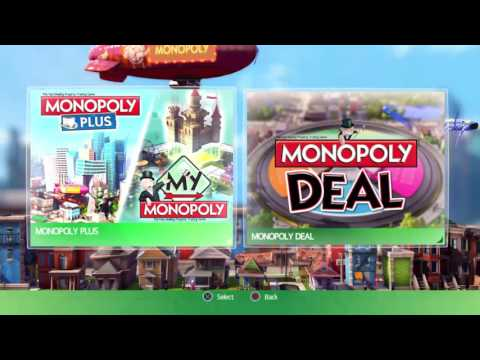 Monopoly Family Fun Pack - Monopoly Deal.