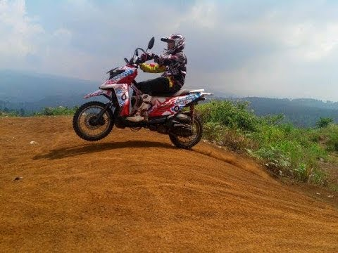 [XB] X-Ride Cross Country To Gn.Gambung
