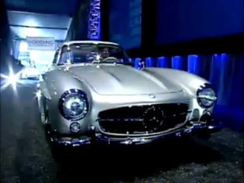 1955 Mercedes-Benz 300 SL Alloy Gullwing at 2012 Scottsdale Auction