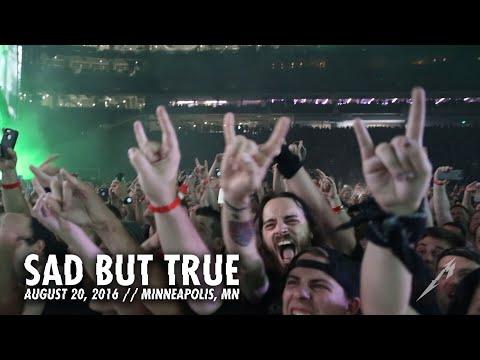 Metallica: Sad But True (Live - Minneapolis, MN - 2016)