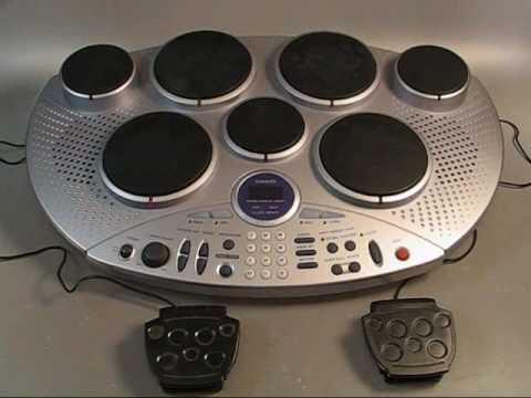 casio drum machine