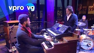 Cory Henry - Interview (live @Bimhuis Amsterdam)