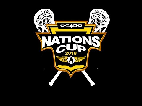 2018 Nations Cup: Gold Medal Game - September 23, 4pm