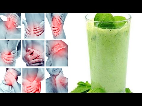 This Smoothie Made My Bones And Joints Feel 20 Years Younger!