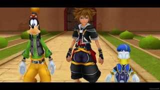 Kingdom Hearts II Final Mix [Part 13 ~ Agrabah 01 ~ Volcanic Lord & Blizzard Lord]