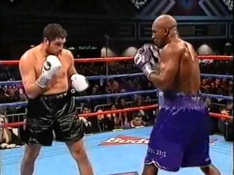 Evander Holyfield vs  John Ruiz III \\ Евандер Холифилд - Джон Руиз 3