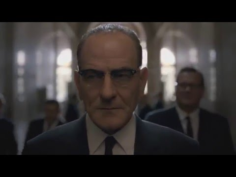 Download All The Way Teaser Trailer (HD) Bryan Cranston