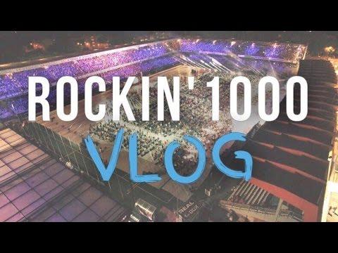 "ROCKIN1000 - ""That's Live"" - Cesena 2016 - Bassisti VLOG"