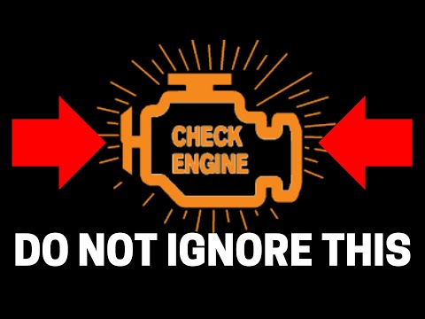 How To Fix Check Engine Light