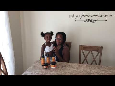 J'Organic Solutions kid's line review