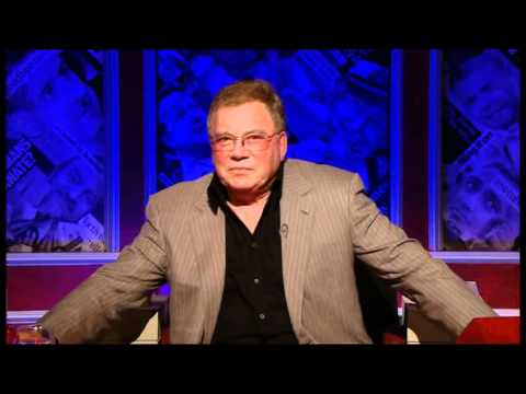 William Shatner - God Save the Queen (May 2012 - clip)