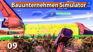 BAUUNTERNEHMEN SIMULATOR 🏗️ SPACE SHUTTLE zerstören ► #9 Demolish And Build 2018 deutsch