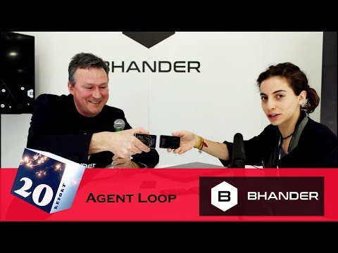 BHander: Cryptocurrency Wallet Device of the Future with Optical communication
