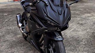 CBR500R Black Blade concep by K-SPEED