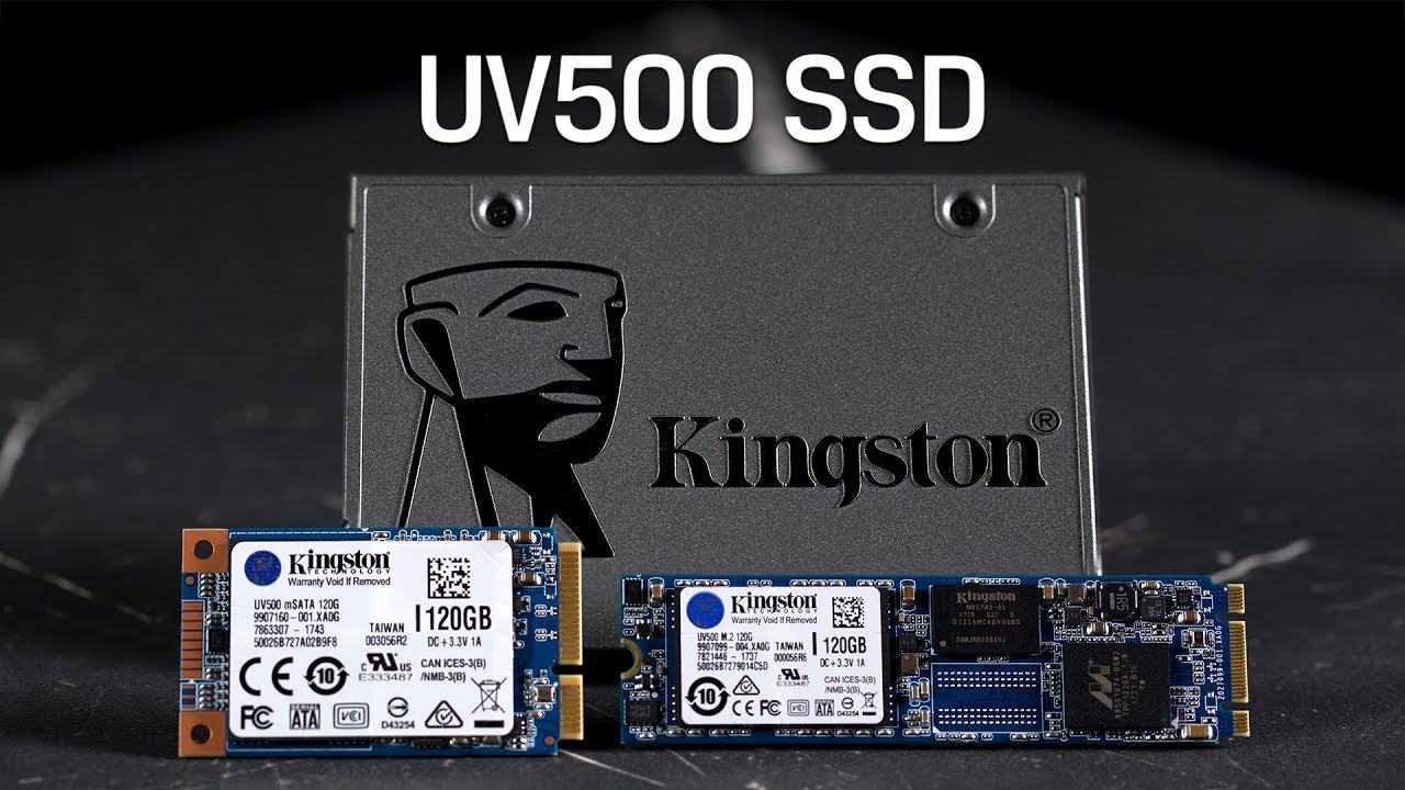 Kingston UV500 240GB 2 5