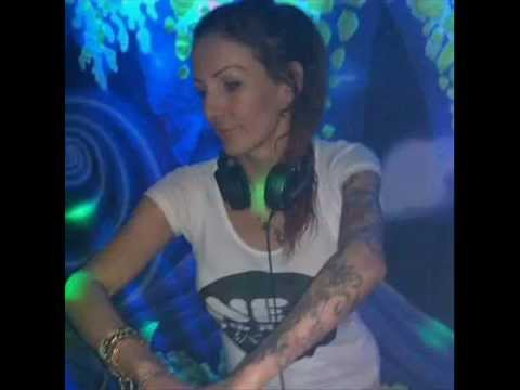 DJane Enough -  AREA55 -  Full On Madness   •●ૐ●•