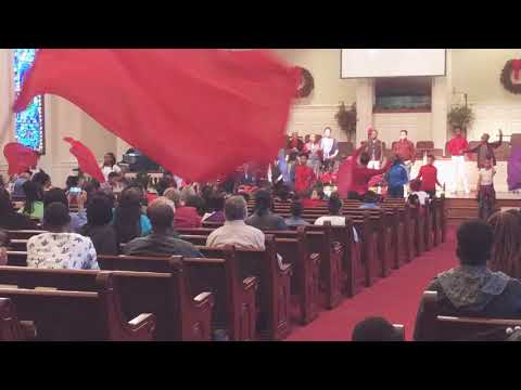 O Come All Ye Faithful: Praise Dance by Hillcrest Baptist School Students