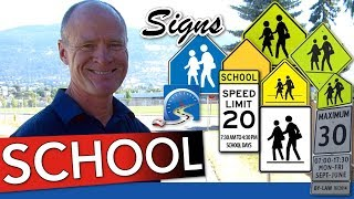 Baixar School Signs and Zones :: Read and Interpret to Pass Your Road Test