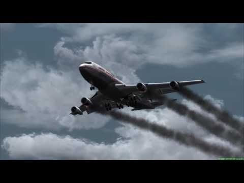 Air India 747 crash at Phuket Airport
