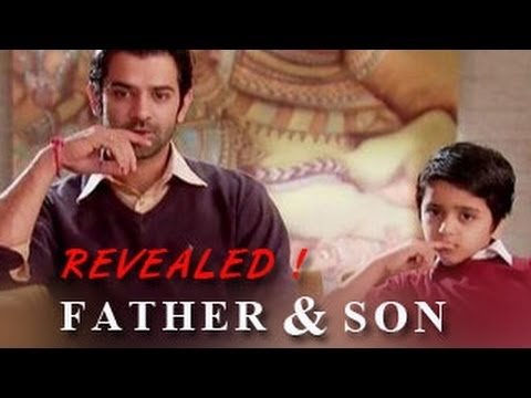 REVEALED!! Arnav is Aarav's FATHER in Iss Pyar Ko Kya Naam Doon 5th November 2012