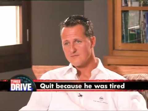 Michael Schumacher Is Still A Ferrari Man