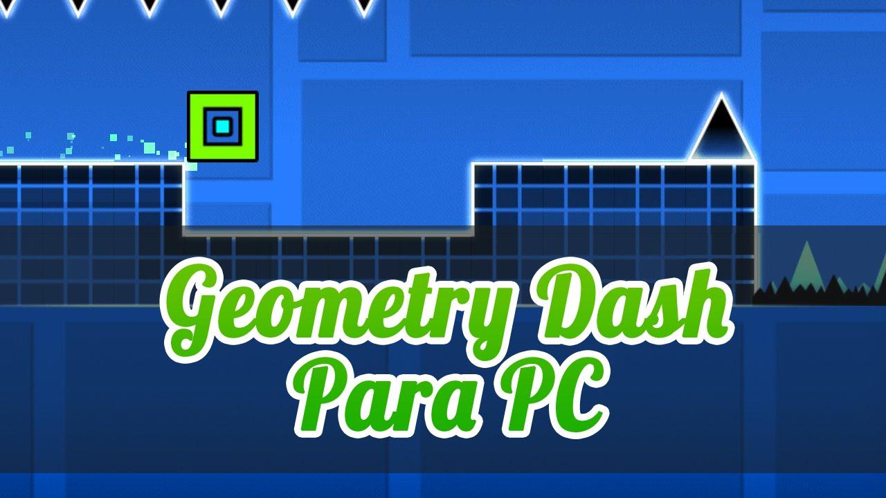 Descargar geometry dash para pc youtube