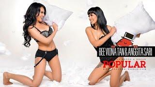 Download Video A Pair Of Hot Stuff - Bee Viona Tan & Anggita Sari MP3 3GP MP4