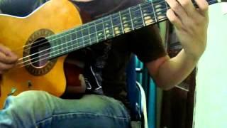 Anh - Thùy Chi - Guitar solo